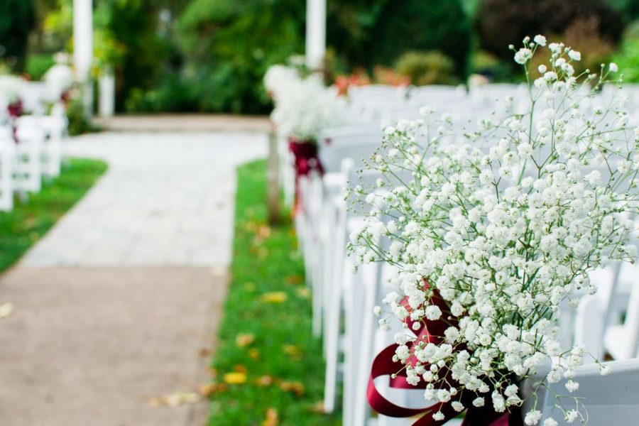 wedding ceremony seating details