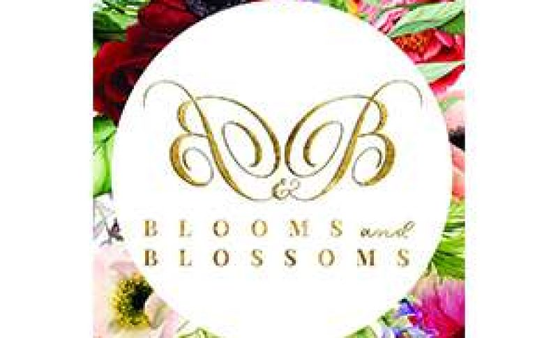 Blooms and Blossoms Logo