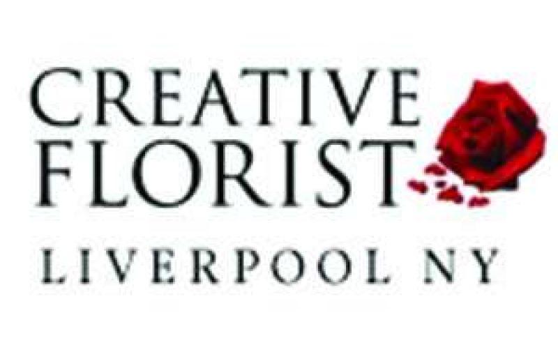 creative florist logo