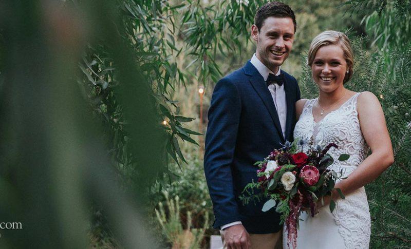 Natasha and Simon's Mountain View Wedding
